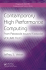 Image for Contemporary high performance computing  : from petascale toward exascaleVolume 2