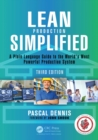 Image for Lean production simplified  : a plain language guide to the world's most powerful production system