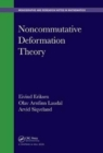 Image for Noncommutative deformation theory