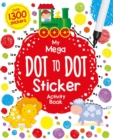 Image for My Mega Dot to Dot Sticker Activity Book