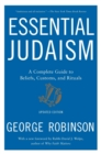 Image for Essential Judaism  : a complete guide to beliefs, customs, and rituals