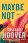 Image for Maybe Not : A Novella