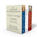 Image for Walter Isaacson: The Genius Biographies : Benjamin Franklin, Einstein, and Steve Jobs
