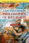 Image for A dictionary of philosophy of religion