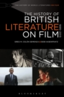 Image for The history of British literature on film, 1895-2015