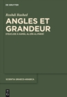 Image for Angles et grandeur: d'Euclide a Kamal al-Din al-Farisi : Band 17