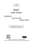 Image for Sbek Thom: Khmer Shadow Theater