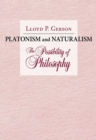 Image for Platonism and naturalism: the possibility of philosophy