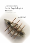 Image for Contemporary Social Psychological Theories : Second Edition