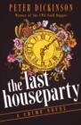 Image for The Last Houseparty: A Crime Novel
