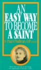 Image for Easy Way to Become a Saint