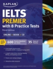 Image for IELTS Premier with 8 Practice Tests : Online + Book + CD