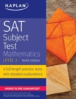 Image for SAT Subject Test Mathematics Level 2