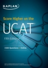 Image for Score Higher on the UCAT : 1500 Questions + Online