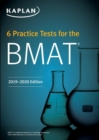 Image for 6 Practice Tests for the BMAT