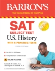 Image for SAT subject test U.S. history  : with 6 practice tests