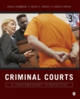 Image for Criminal courts  : a contemporary perspective