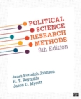 Image for Political science research methods