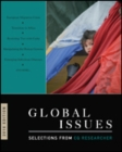Image for Global issues  : selections from CQ researcher