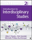 Image for Introduction to interdisciplinary studies