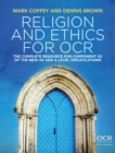Image for Religion and ethics for OCR  : the complete resource for the new AS and A level specification