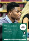 Image for AAT Elements of Costing : Coursebook