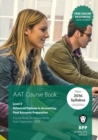Image for AAT final accounts preparation: Coursebook