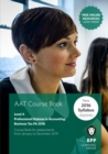 Image for AAT business tax FA2018Coursebook