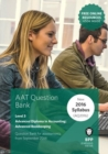 Image for AAT advanced bookkeeping: Question bank
