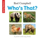 Image for Who's that?  : a point-and-say book