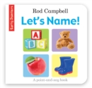 Image for Let's name!  : a point-and-say book