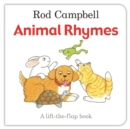 Image for Animal rhymes  : a lift-the-flap book