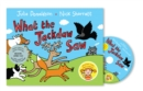 Image for What the Jackdaw Saw : Book and CD Pack