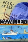 Image for Death at sea  : Montalbano's early cases