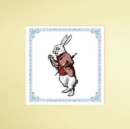 Image for The Macmillan Alice: White Rabbit Print