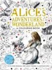 Image for The Macmillan Alice Colouring Book