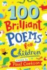 Image for 100 brilliant poems for children
