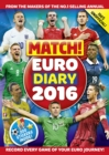 Image for Match! Euro 2016 Diary: Record every game of your Euro journey 100% unofficial