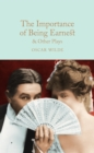 Image for The importance of being earnest & other plays