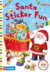 Image for Santa Sticker Fun