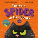 Image for There's a spider in this book