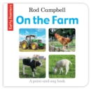 Image for On the farm  : a point-and-say book