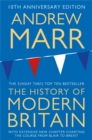 Image for A history of modern Britain