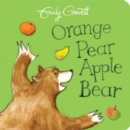 Image for Orange pear apple bear