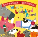 Image for What the ladybird heard