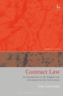 Image for Contract law  : an introduction to the English law of contract for the civil lawyer