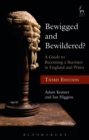 Image for Bewigged and bewildered?  : a guide to becoming a barrister in England and Wales