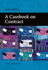 Image for A casebook on contract