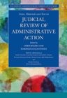 Image for Cases, materials and text on judicial review of administrative action