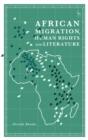 Image for African migration, human rights and literature